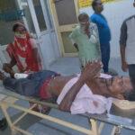 गोंडा 05 अगस्त *कर्नलगंज-परसपुर रोड पर भीषण सड़क हादसे में प्रधान प्रतिनिधि समेत तीन लोग गंभीर घायल,गोंडा रेफर*
