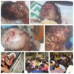 *औरैया21सितम्बर*पीड़ित फौजी परिवार को न्याय दिलाने के लिए जिले में धरना प्रदर्शन
